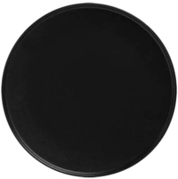 Maxwell & Williams Caviar High Rim Plate (21cm)