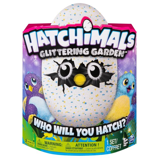 Hatchimals: Glitter Draggle