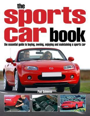 The Sports Car Book by Paul Guinness image