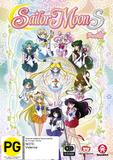 Sailor Moon S - Season 3: Part 2 (Eps 109-127) on DVD
