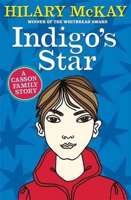 Indigo's Star by Hilary McKay image