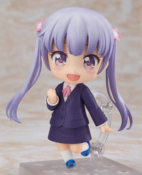 New Game!: Nendoroid Aoba Suzukaze - Articulated Figure