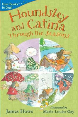 Houndsley and Catina Through the Seasons by Howe James