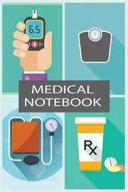 Medical Notebook by Atiela Journals image