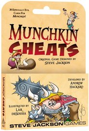 Munchkin Cheats - Expansion Pack