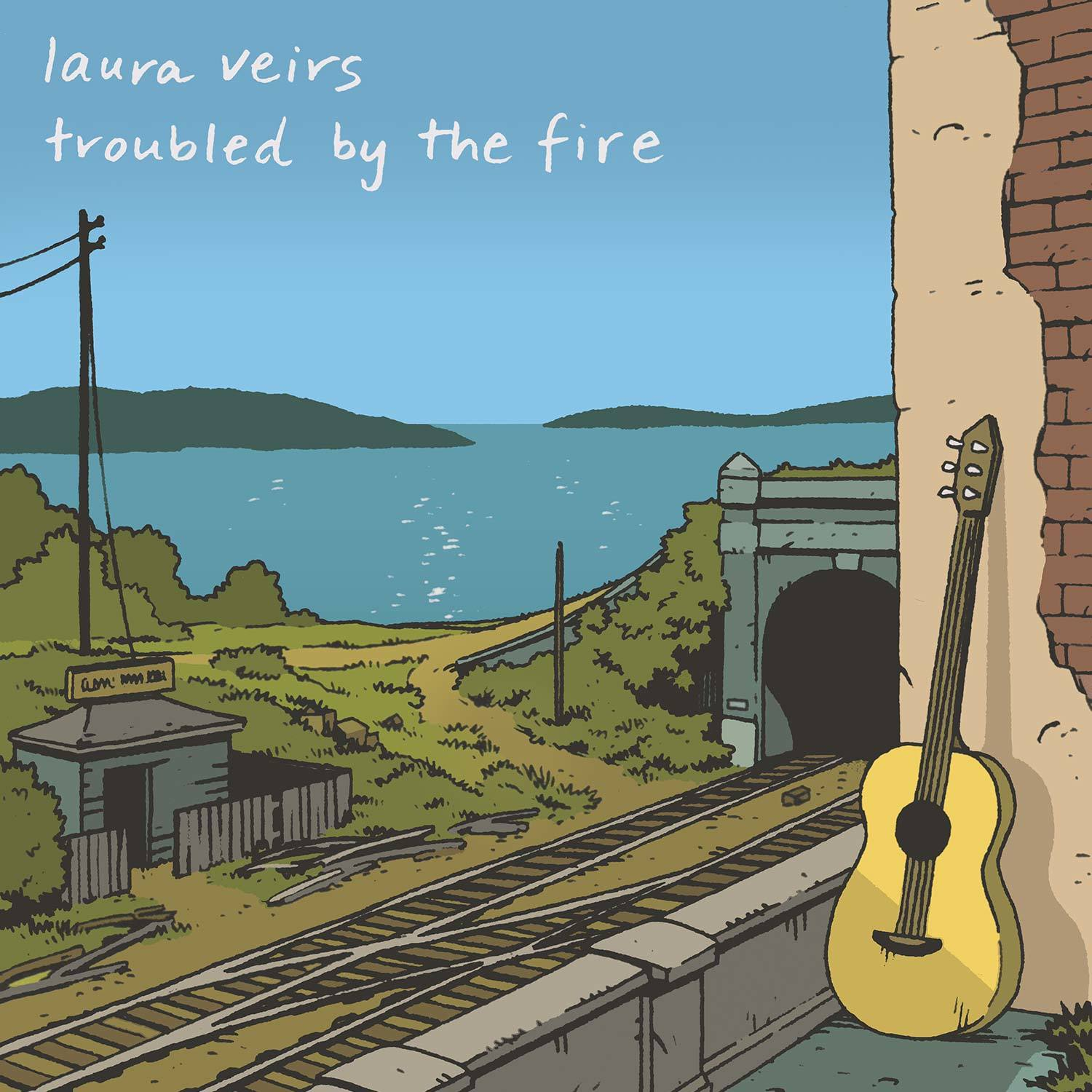 Troubled By the Fire by Veirs image