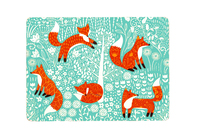 Ulster Weavers Foraging Fox Placemats