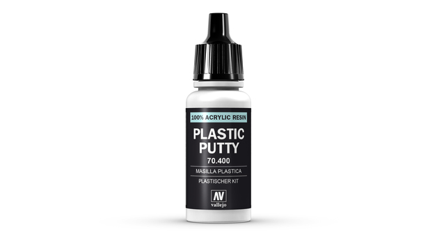 Vallejo: Plastic Putty (17ml)