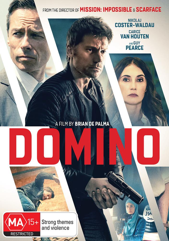 Domino on DVD image