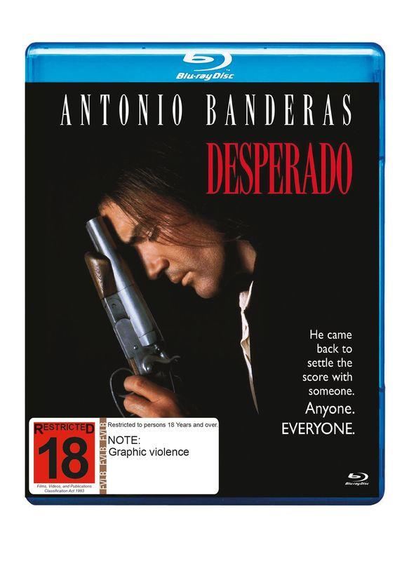 Desperado on Blu-ray