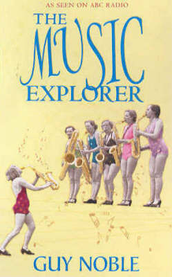 The Music Explorer by Guy Noble image