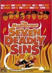 Magnificent Seven Deadly Sins on DVD