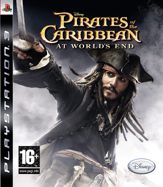 Pirates of the Caribbean: At Worlds End for PS3