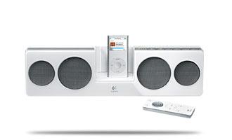 Logitech Pure-Fi Anywhere - White