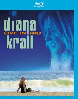 Diana Krall - Live in Rio on Blu-ray