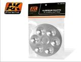 AK Aluminium Pallet (6 Wells)