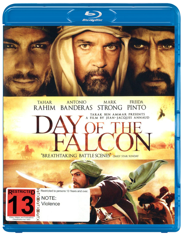 Day of the Falcon on Blu-ray