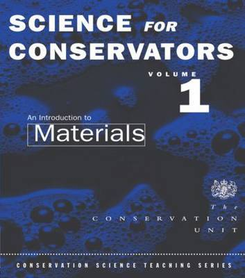 The Science For Conservators Series by The Conservation Unit Museums and Galleries Commission image