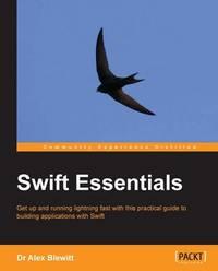 Swift Essentials by Alex Blewitt image