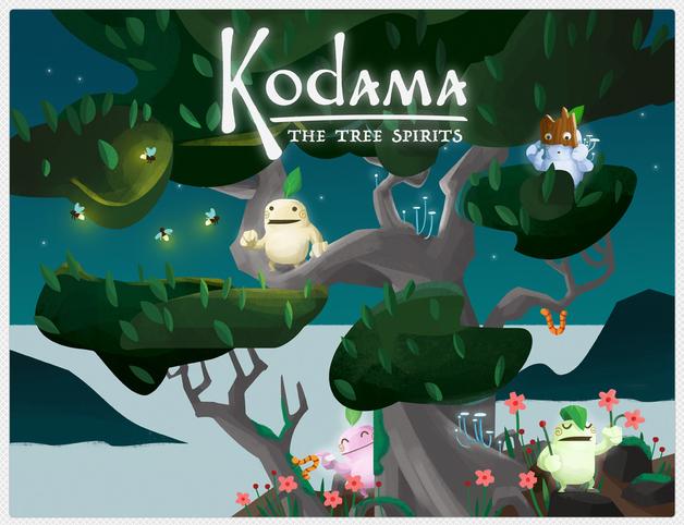 Kodama: The Tree Spirits - Card Game