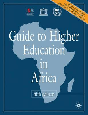 Guide to Higher Education in Africa by International Association of Universities image