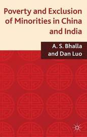 Poverty and Exclusion of Minorities in China and India by A.S. Bhalla