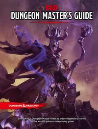 Dungeon Master's Guide (Dungeons & Dragons Core Rulebooks) by Wizards of the Coast image