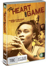 The Heart Of The Game on DVD