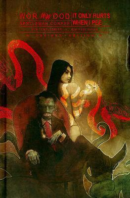 Wormwood, Gentleman Corpse Volume 2 It Only Hurts When I Pee by Ben Templesmith image