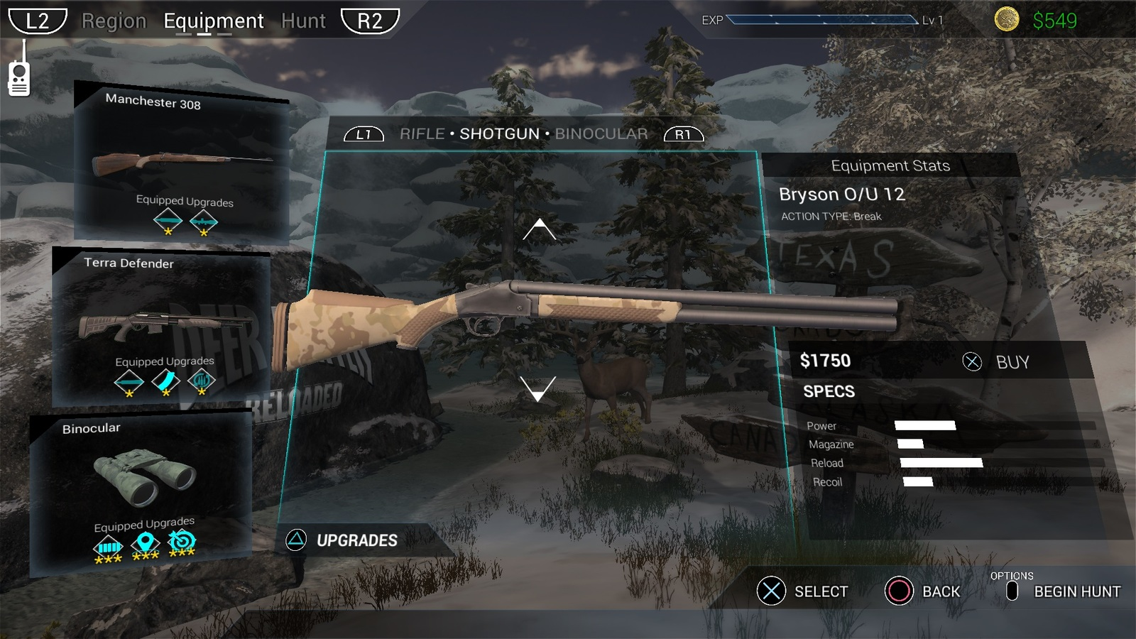 Deer Hunter: Reloaded for PS4 image