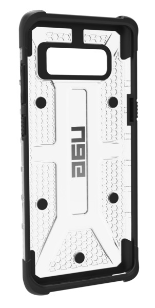 UAG Plasma Case for Galaxy Note 8 (Ice/Black) image