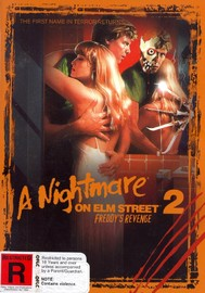 Nightmare On Elm Street 2, A: Freddy Revenge on DVD image
