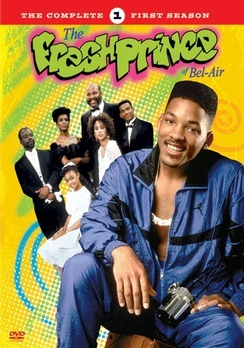 The Fresh Prince Of Bel Air - Complete Season 1 (5 Disc Set) on DVD image