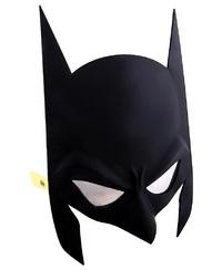 Sunstaches: Costume Sunglasses - Batman Mask
