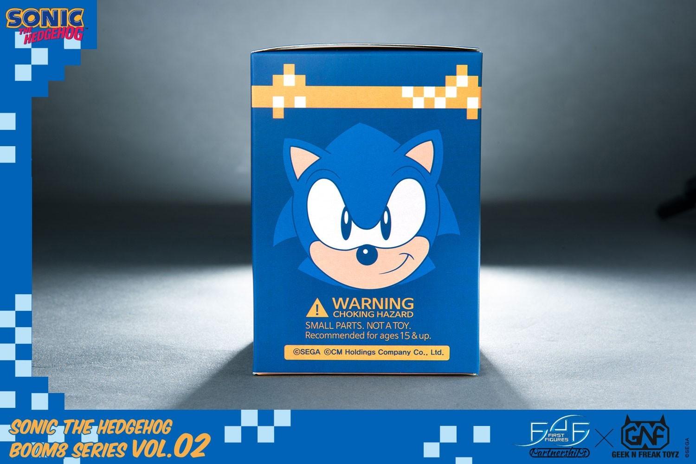 "Sonic The Hedgehog #2 - 3"" Boom8 Figure image"