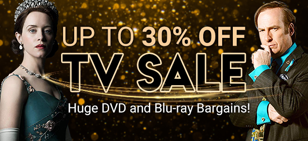 TV Sale! Up to 30% off!