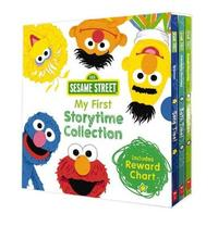 Sesame Street: My First Storytime Collection + Reward Chart image