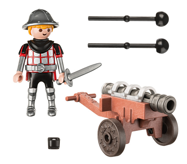 Playmobil: Special Plus - Knight with Cannon (9441)