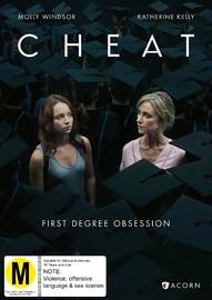 Cheat on DVD image