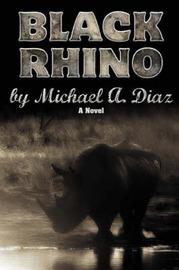 Black Rhino by Michael A Diaz