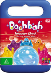 Boohbah - Treasure Chest And More Boohbah Magic on DVD