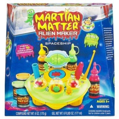 Play-doh Matian Matter Alien Maker