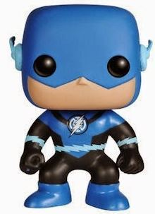 DC Comics: Blue Lantern Flash - Pop! Vinyl Figure