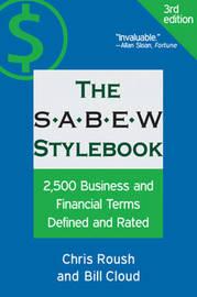 The SABEW Stylebook by Bill Cloud