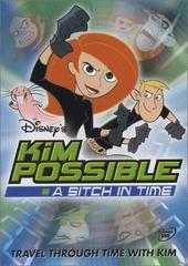 Kim Possible: A Stitch In Time on DVD