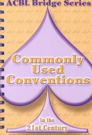Commonly Used Conventions in the 21st Century by Audrey Grant