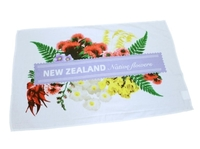 Tea Towel - Native Flowers (76cm)