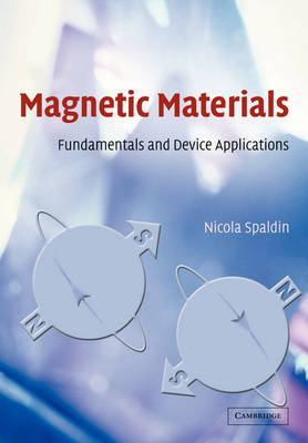 Magnetic Materials by Nicola A. Spaldin image