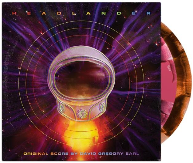 Headlander Soundtrack (2LP) by David Earl