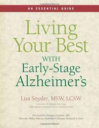 Living Your Best with Early-Stage Alzheimer's by Lisa Snyder image